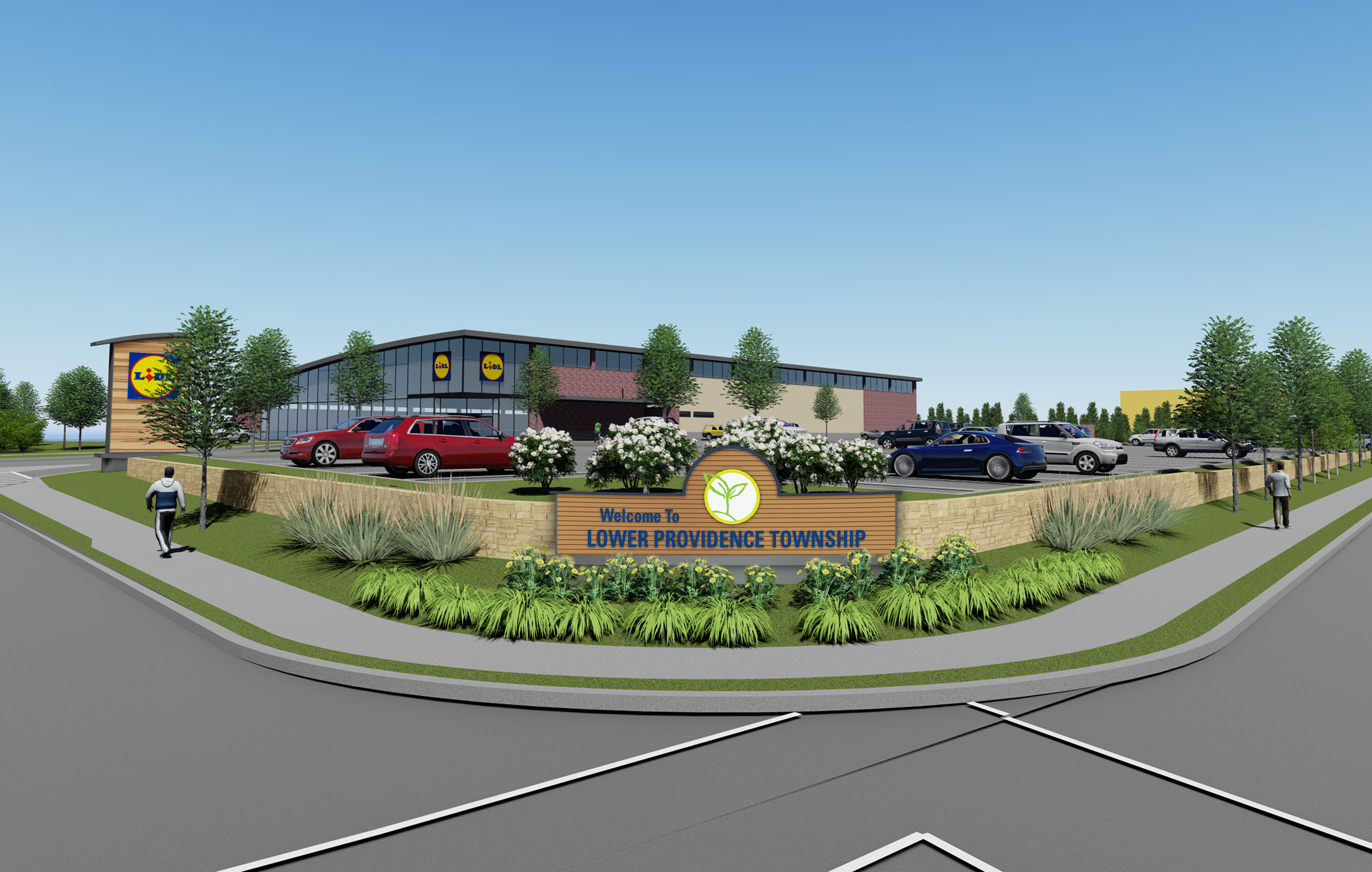 Lidl Lower Providence store moving forward