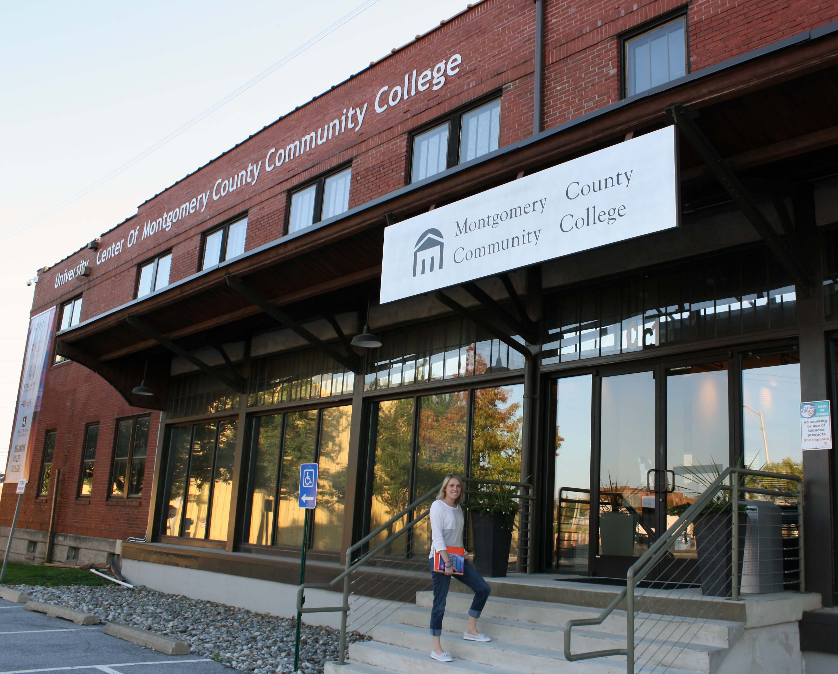 High school students get a head start on careers at Montgomery County Community College