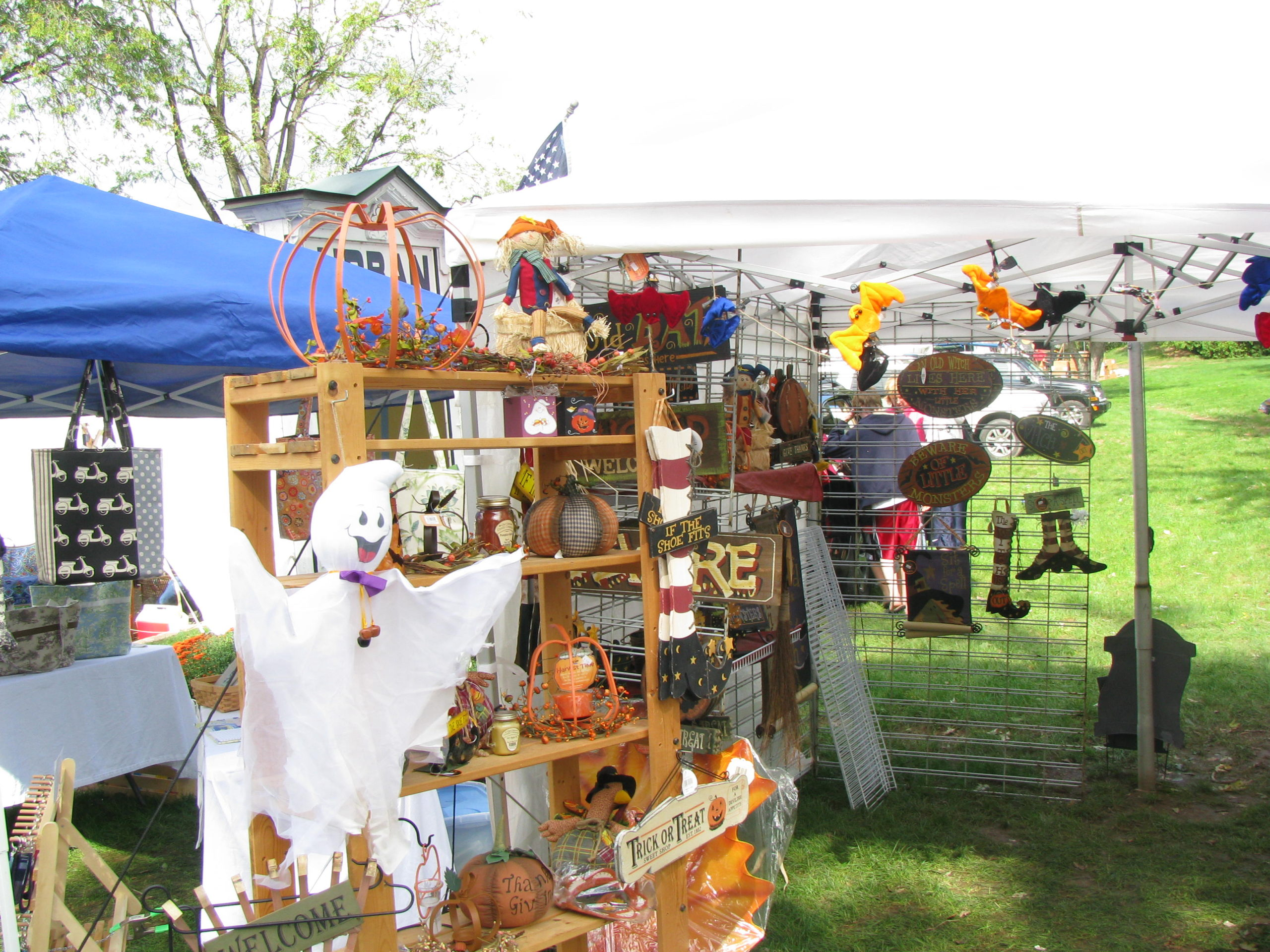 Business booms during Skippack Days