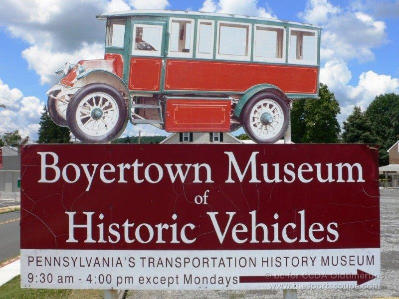 Boyertown Museum of Historic Vehicles looking for former body works employees