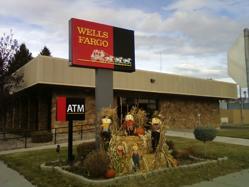 Wells Fargo ATMs going cardless