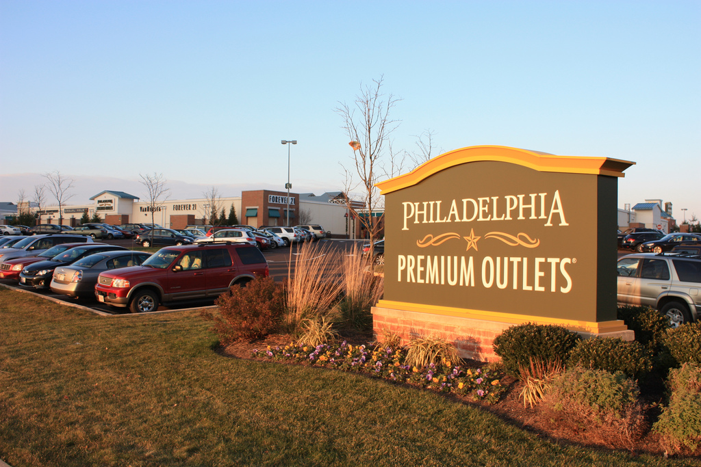 Under Armour doubles in size at Philadelphia Premium Outlets