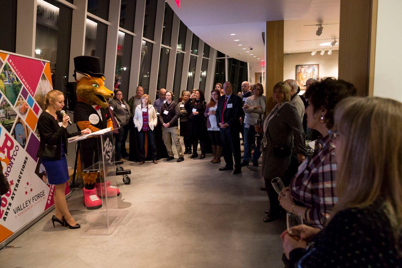 Arts Montco makes debut at Ursinus College
