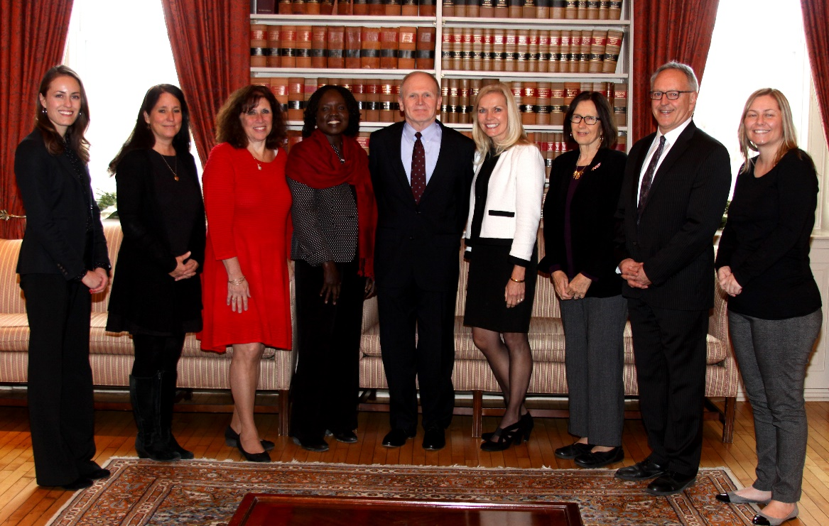 Montgomery Bar Foundation wraps up banner year; awards $60,000 to local justice-related causes
