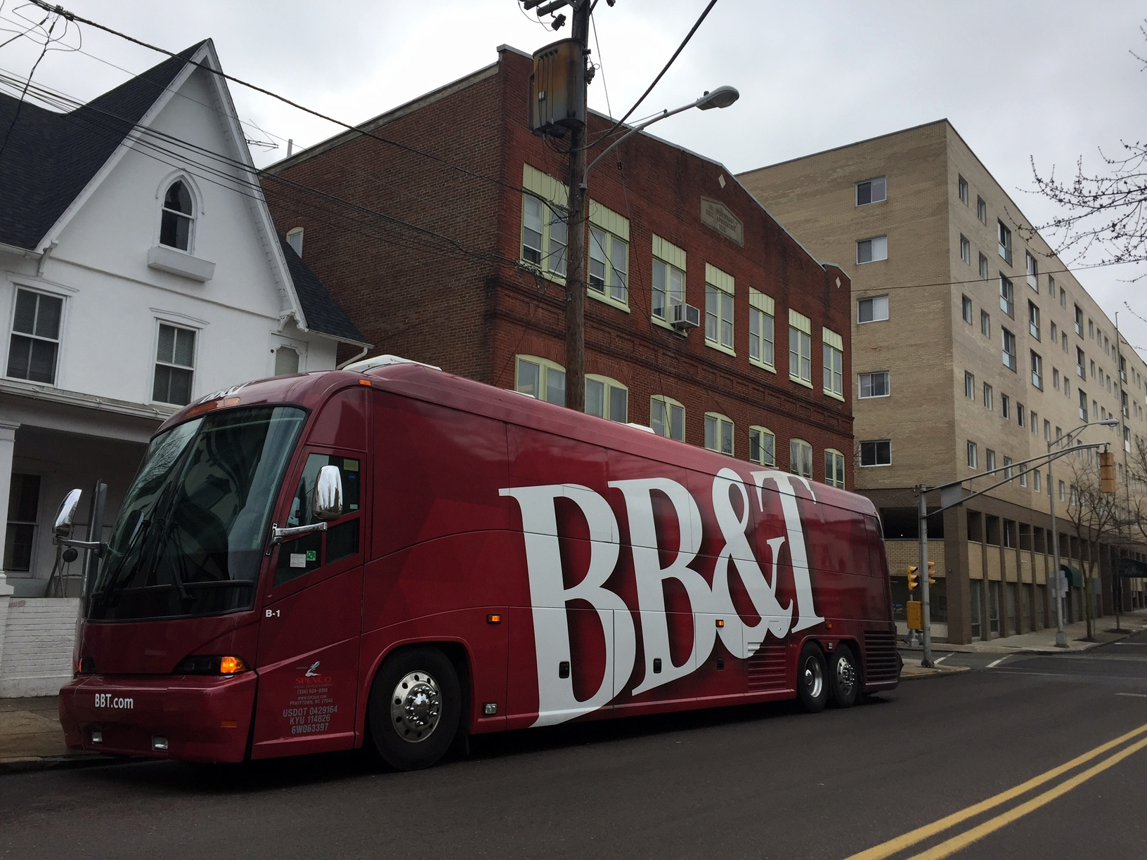 Bank's bus heading into Norristown, Pottstown and Willow Grove for free tax prep