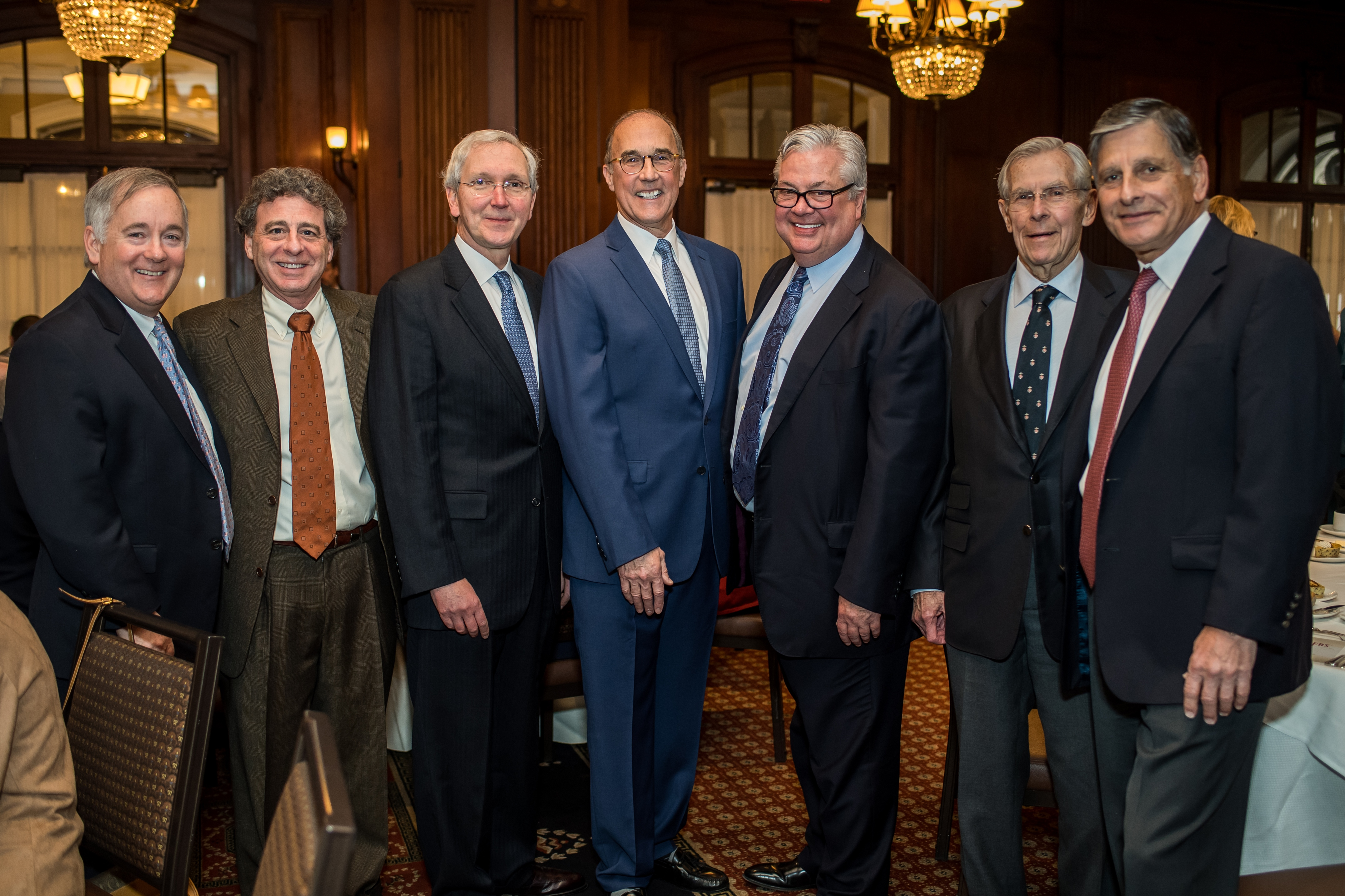 Lankenau Medical Center's chief of cardiac surgery Francis Sutter honored by alma mater