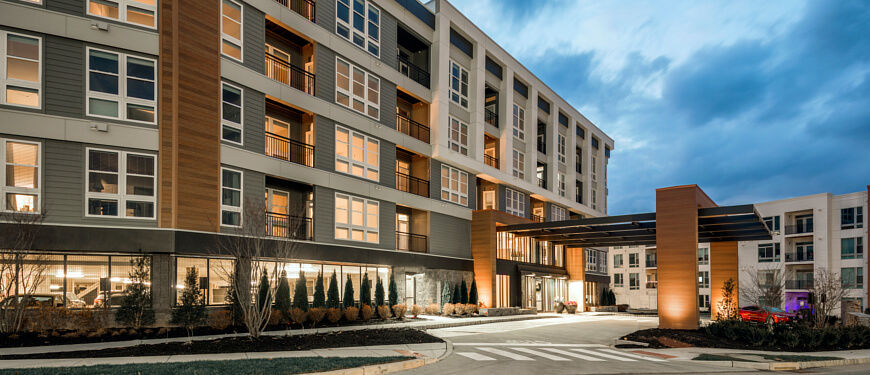 Luxury living for 55-plus renters opens in King of Prussia