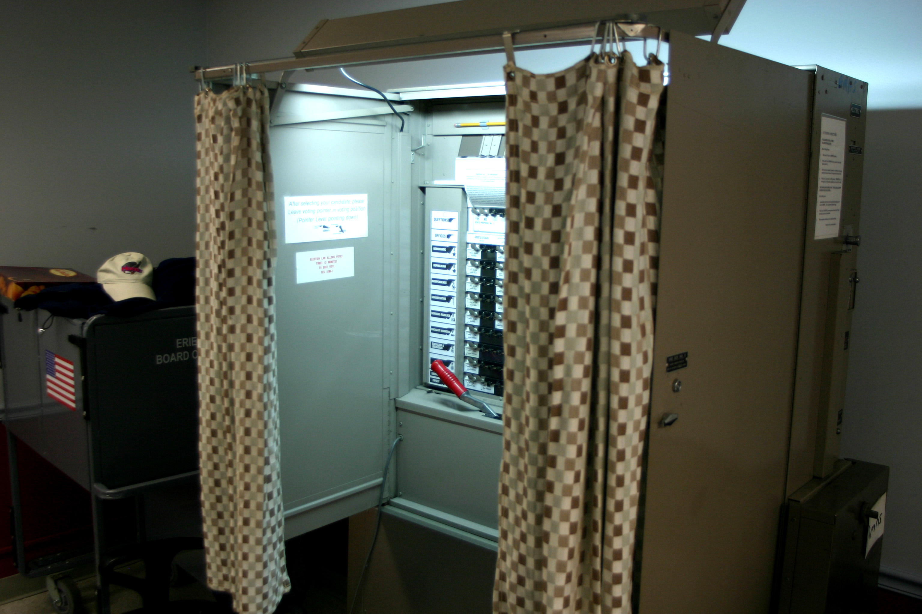 Cast your ballot for new Montco voting machines