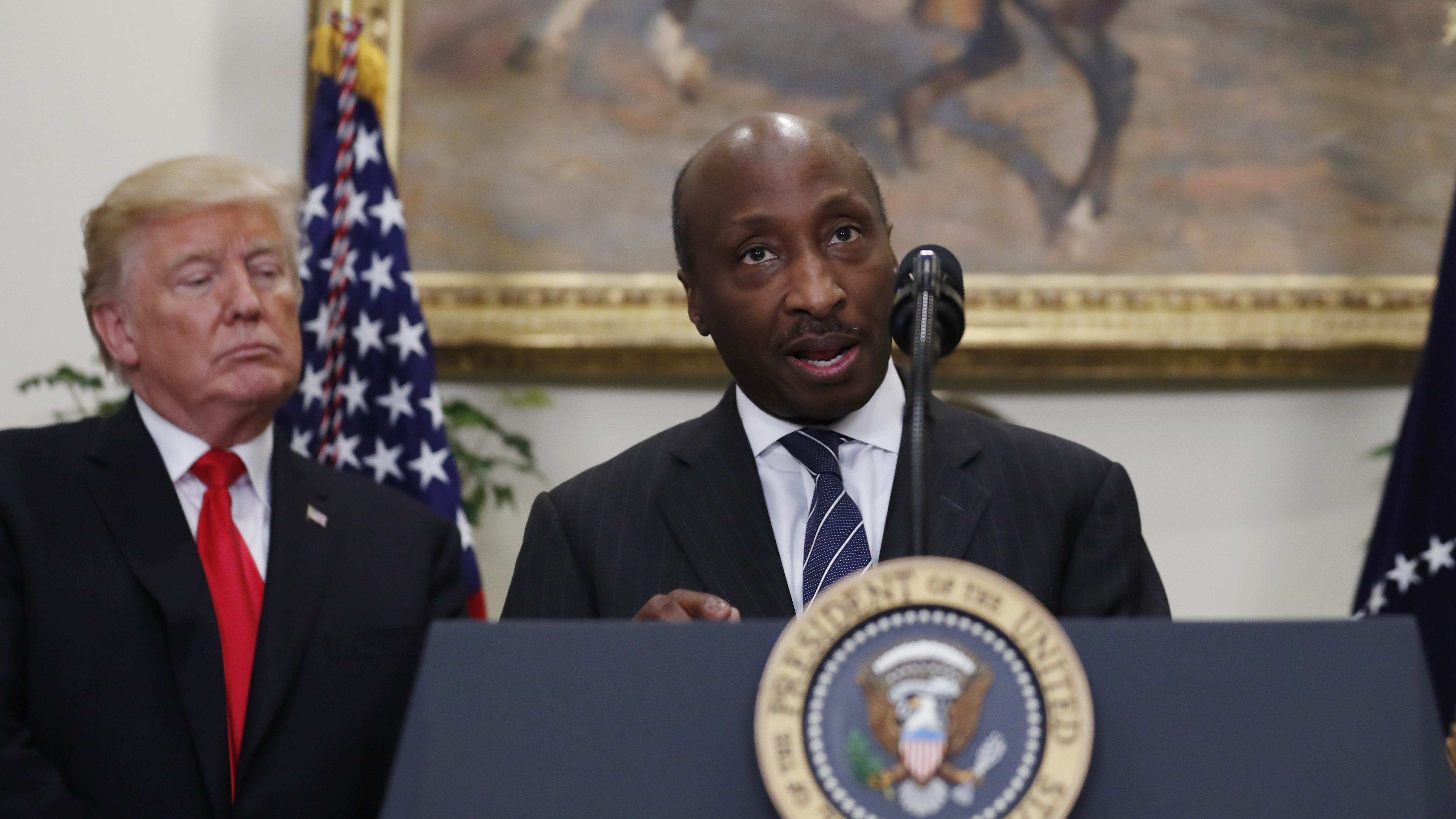 Merck CEO speaks out about resigning from Presidents business advisory council
