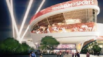 Plans for $8M Museum of Sports unveiled
