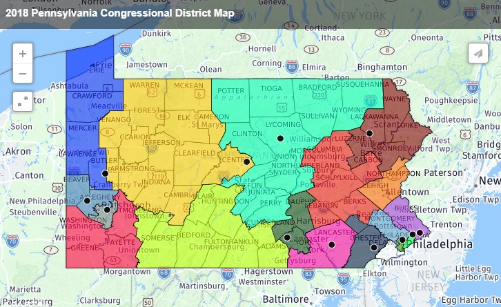 State Supreme Court redraws congressional boundaries