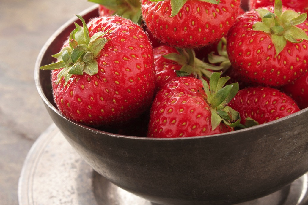 Enjoy a Fruity Dessert for National Strawberry Day