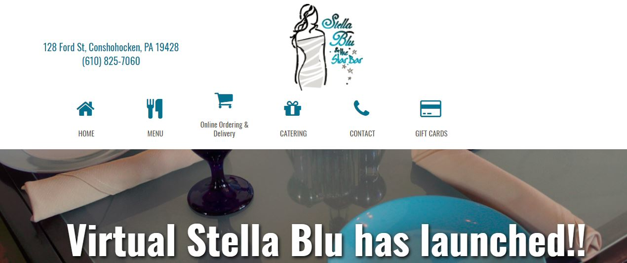 Stella Blu in West Conshohocken has a virtual rebirth