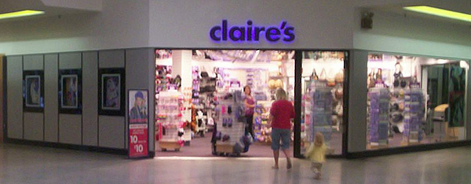 Claire's inches toward bankruptcy while trying to increase visibility
