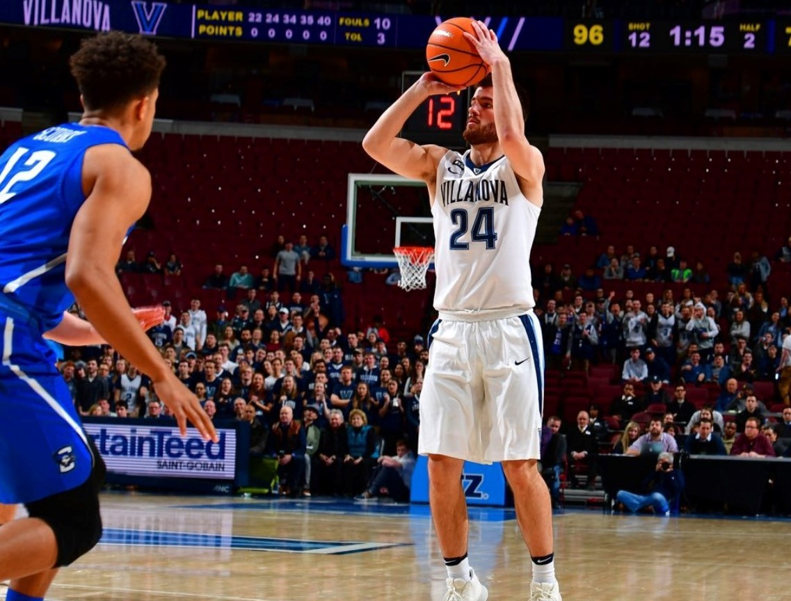 From DELCO: Haverford High Grad Enjoys Life as a Walk-On at Villanova