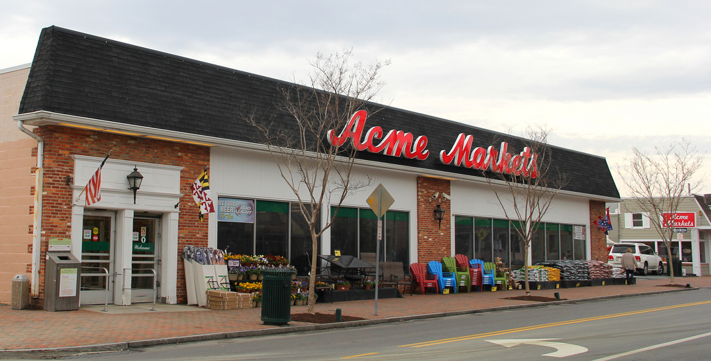 Acme Markets giving restocking coupons to those without power