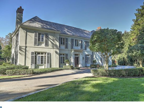 House of the Week: 405 Hillbrook Road, Bryn Mawr