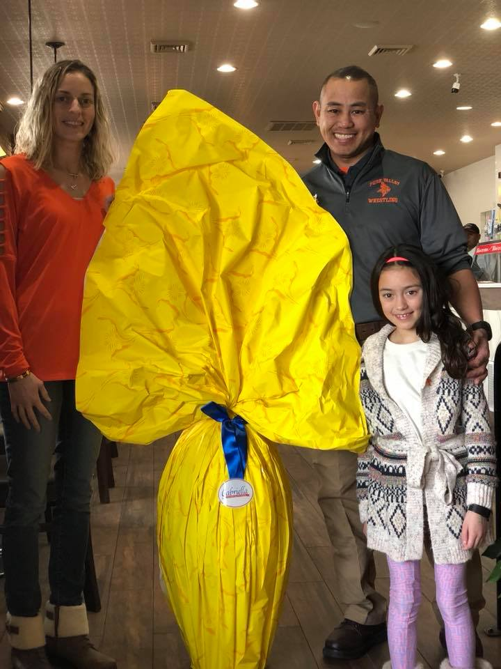 Collegeville Bakery to raffle off designer Easter egg to benefit Lukens family