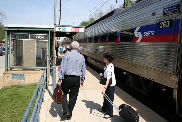 Living near rail stations a boon for suburban homeowners
