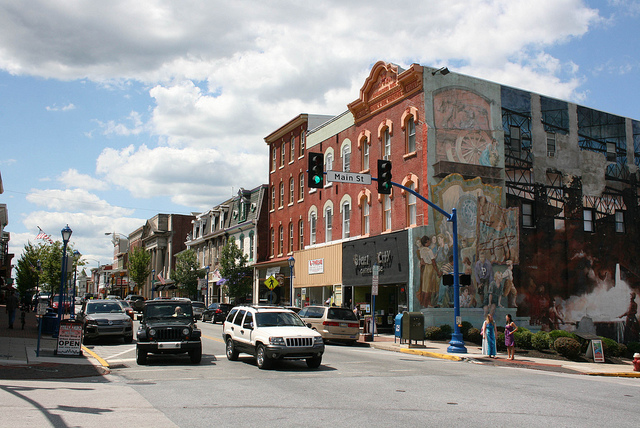 Phoenixville's revitalization a lesson to other downtrodden towns