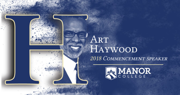Pa. state Sen. Art Haywood selected as Manor College 2018 commencement speaker