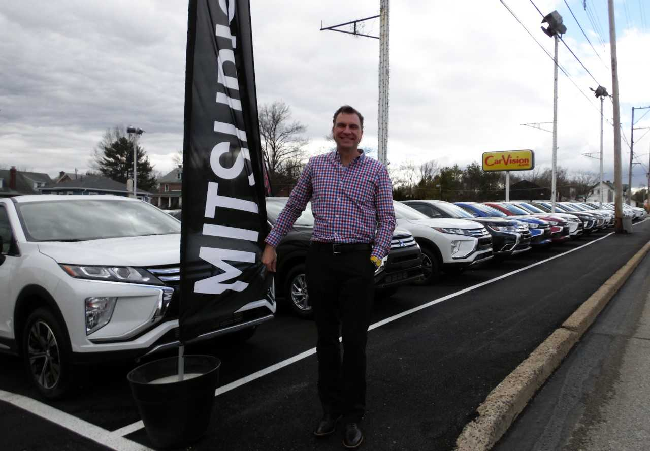New Car Vision Mitsubishi Dealer Climbs To 10th In Nation After Just