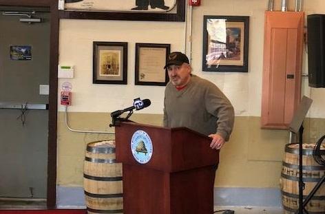 Five Saints Distilling site of EPA grant announcement