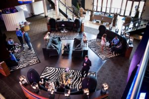 From CHESCO: Past, Present Converge at Phoenixville Foundry, a Modern Event Space with Industrial Character