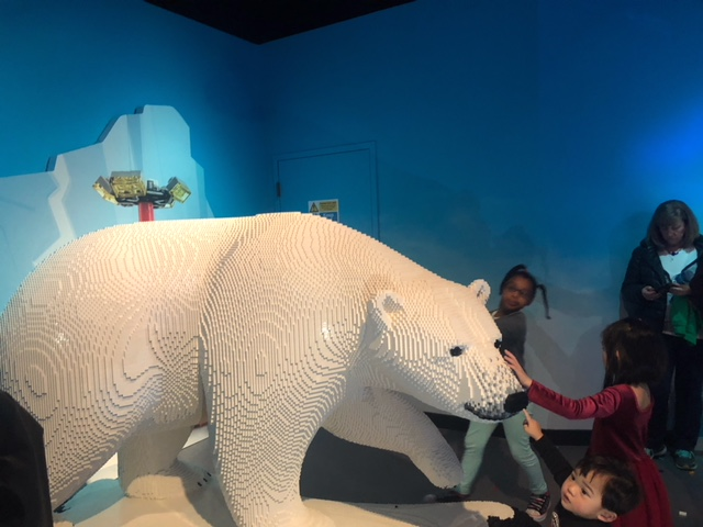 LEGOLAND Discovery Center puts the deep freeze on spring