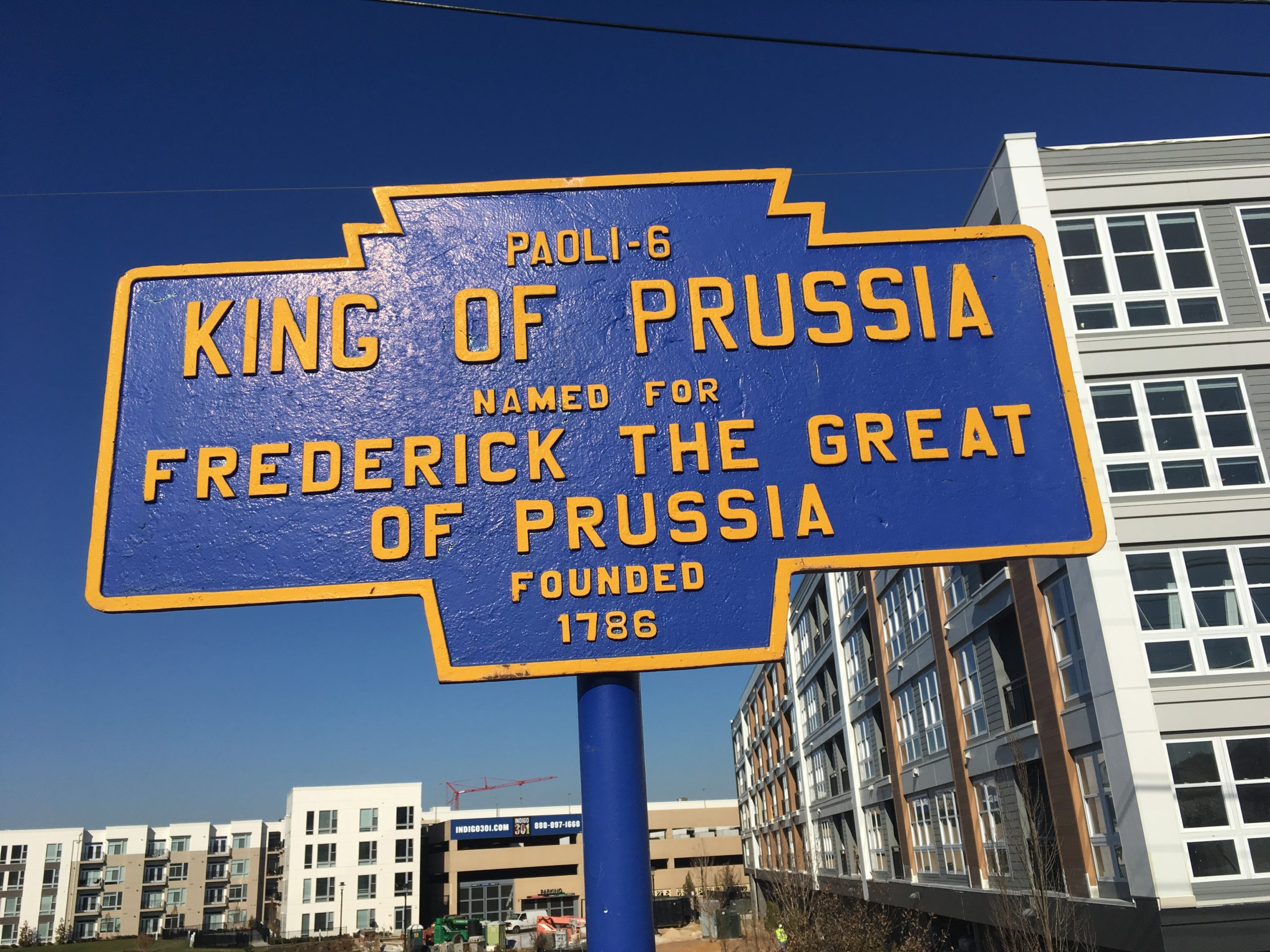 King of Prussia District issues 2018 community report, presents awards