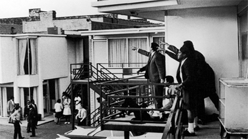 50 years later: A witness to the assassination of Martin Luther King Jr. tells her story