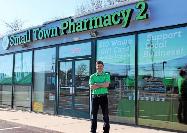 East Norriton pharmacy offers a small-town touch