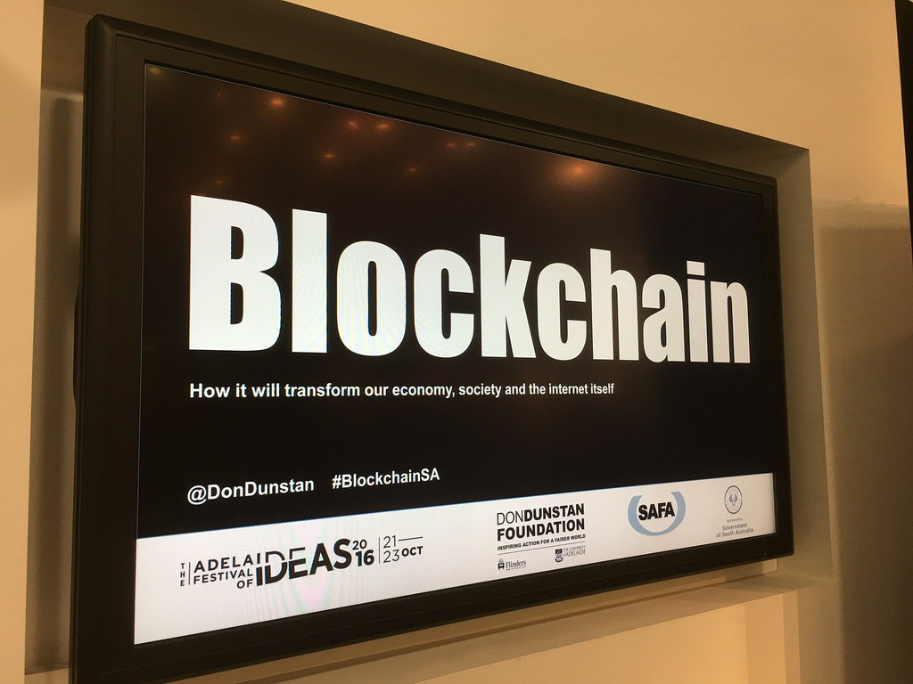 Tech Talk: Salesforce adopts blockchain electronic ledger