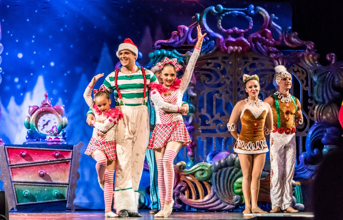 Cirque du Soleil swings into Montgomery County