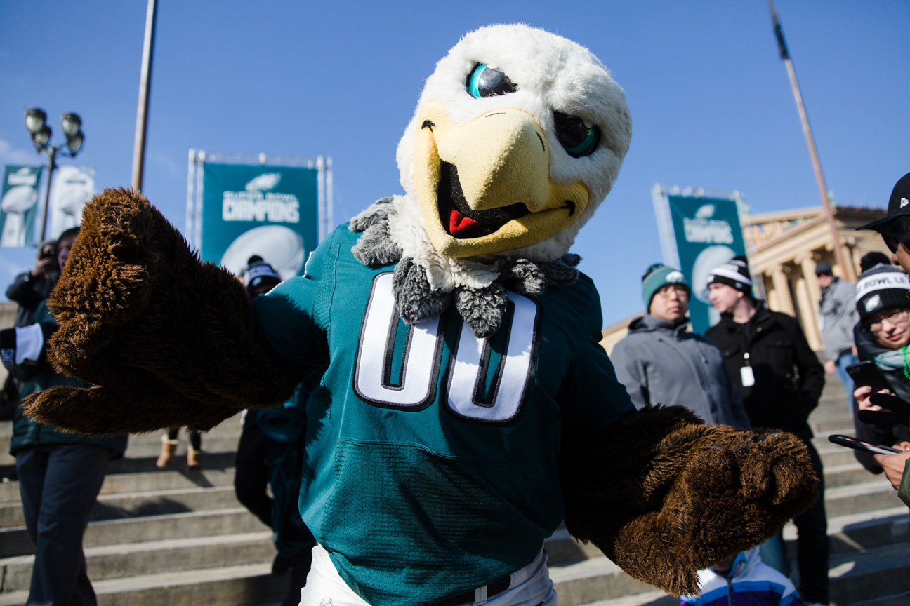 Eagles land in in 10th place — in net worth