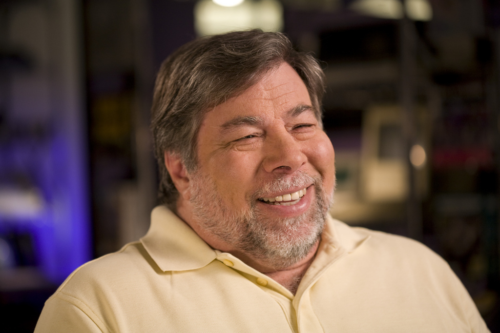 Tech Talk: Steve Wozniak speaks in Philly