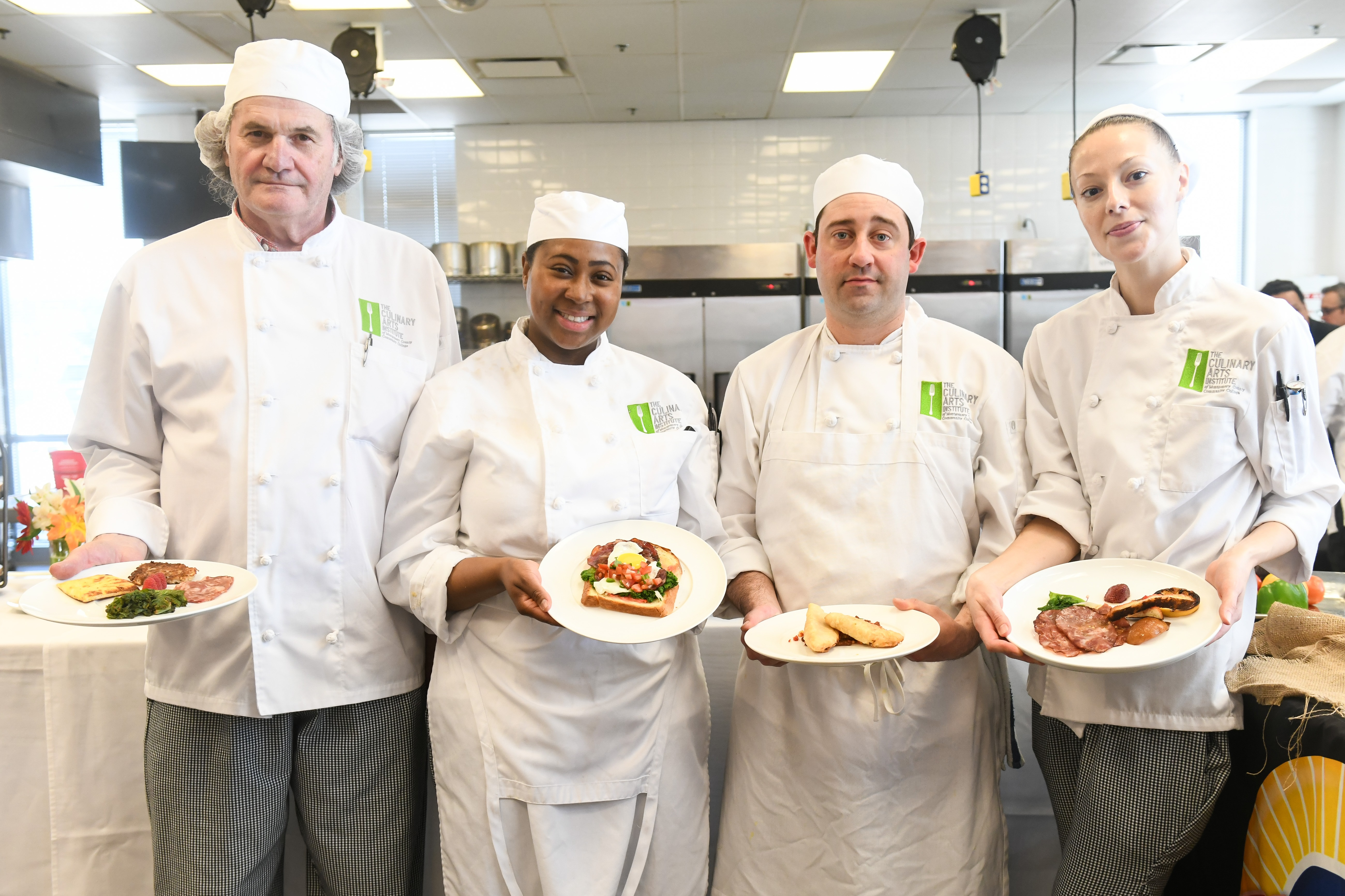 Students compete at Montgomery County Community College Culinary Arts Institute