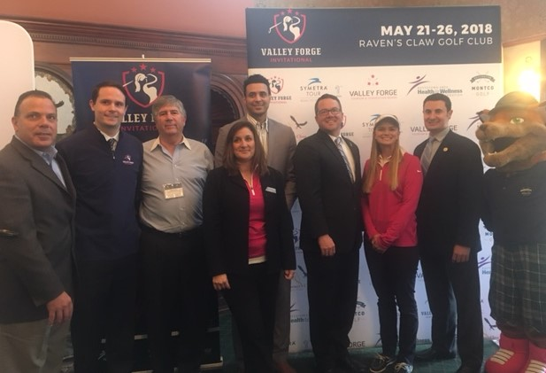 Local businesses join up to sponsor new LPGA tournament in Montco