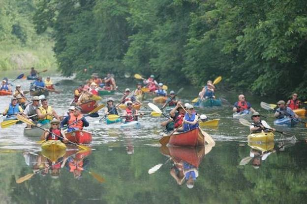 Schuylkill River Sojourn to celebrate 20 years of paddling the river