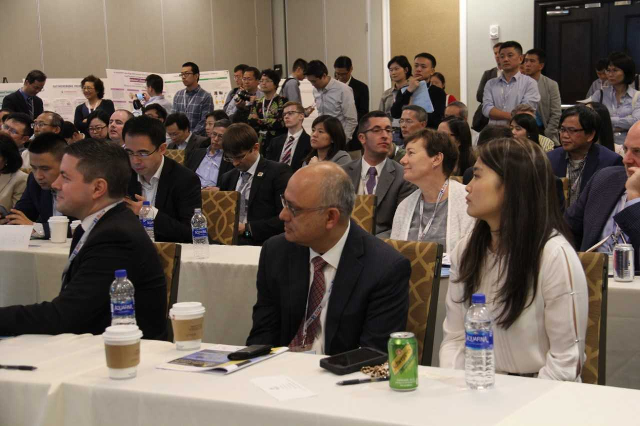 Nearly a thousand attend Biopharma conference