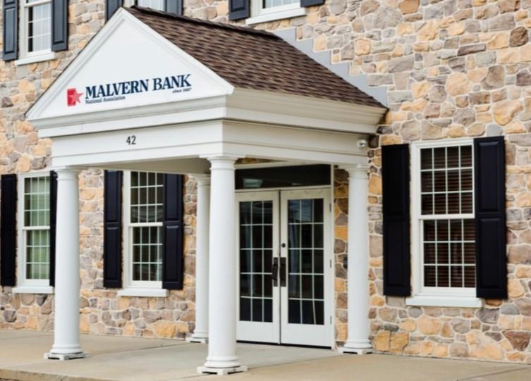 Community Involvement a Hallmark of Malvern Bank, One of Region's Fastest-Growing Companies