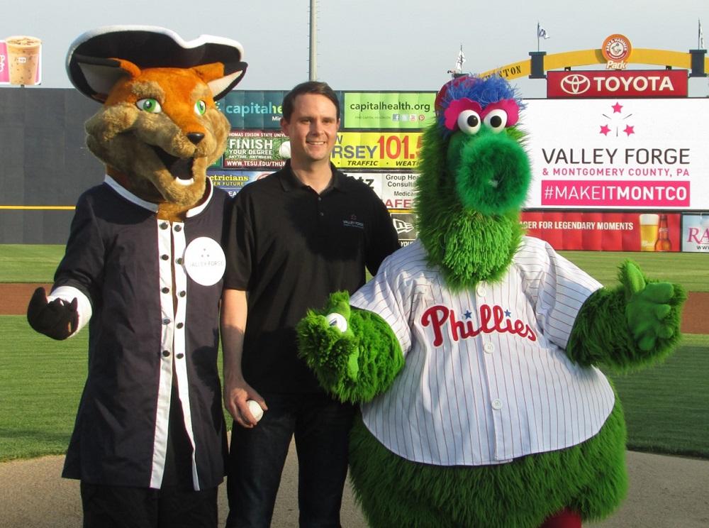 """Montgomery """"Monty"""" The Fox kicks off Summer Kiosk tour in Trenton for VFTCB"""