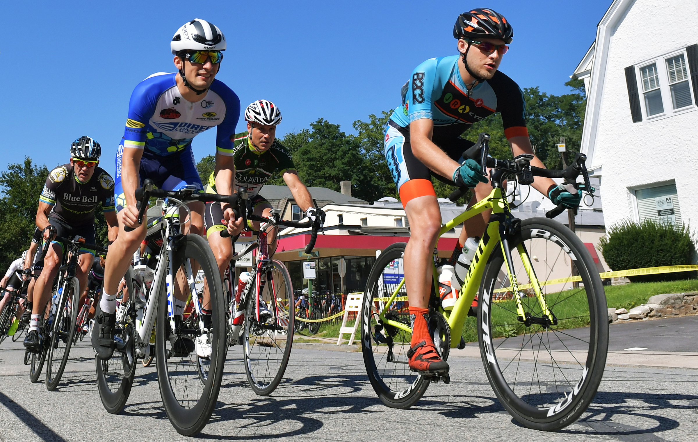Independence Blue Cross Main Line Bike race heading back to Ardmore