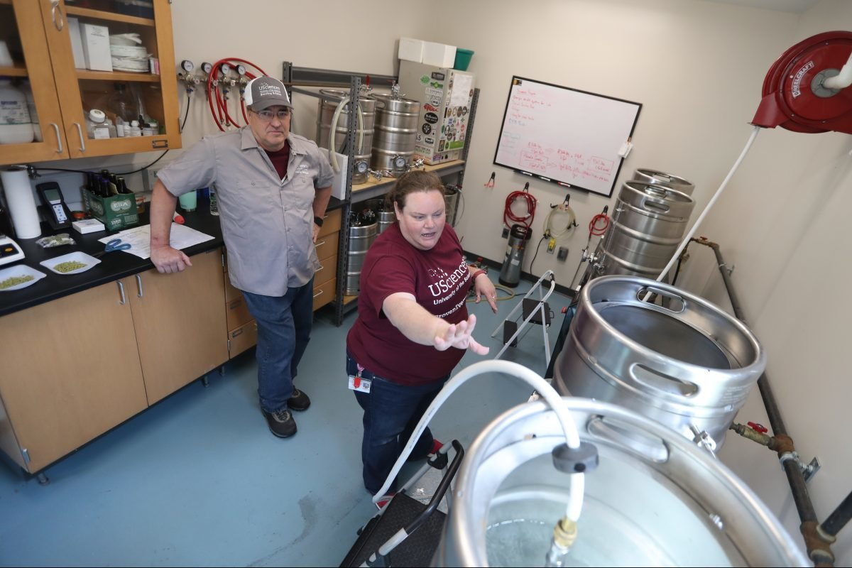Brewing science becoming popular field of study among beer lovers