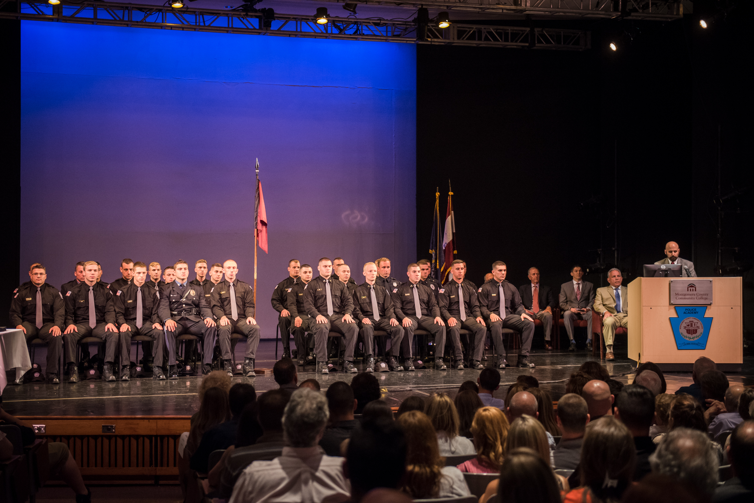 Montco Municipal Police Academy graduates 27