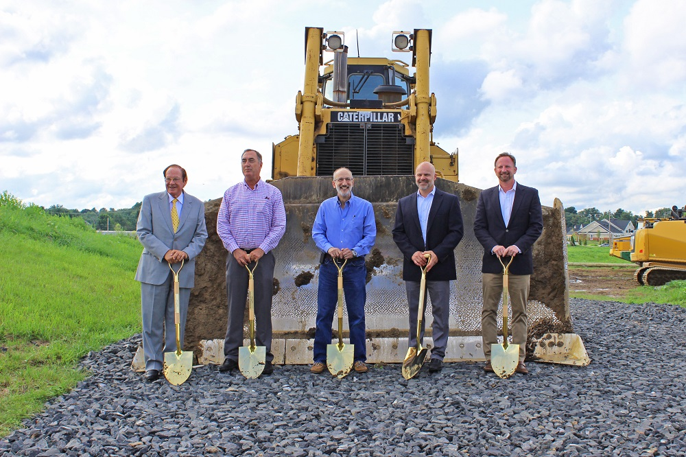 BET Investments breaks ground on Upper Dublin project
