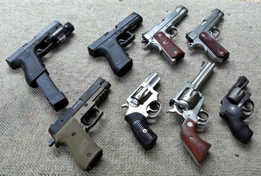 Buyer of 'straw guns' at a gun show in Oaks sentenced under Brad Fox Law