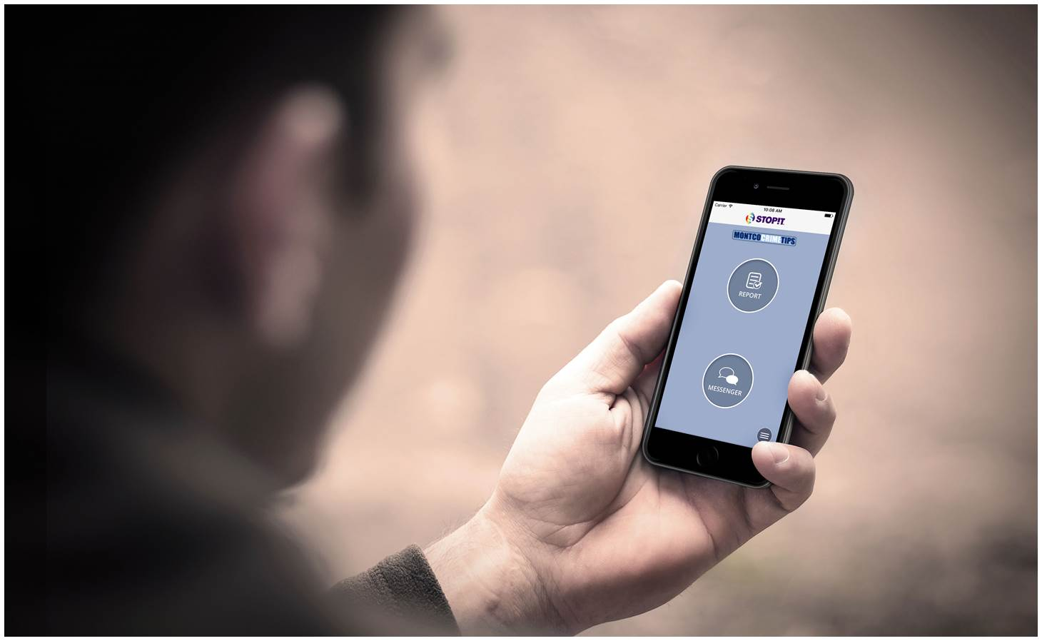 New app allows Montgomery County residents to anonymously text crime tips to law enforcement