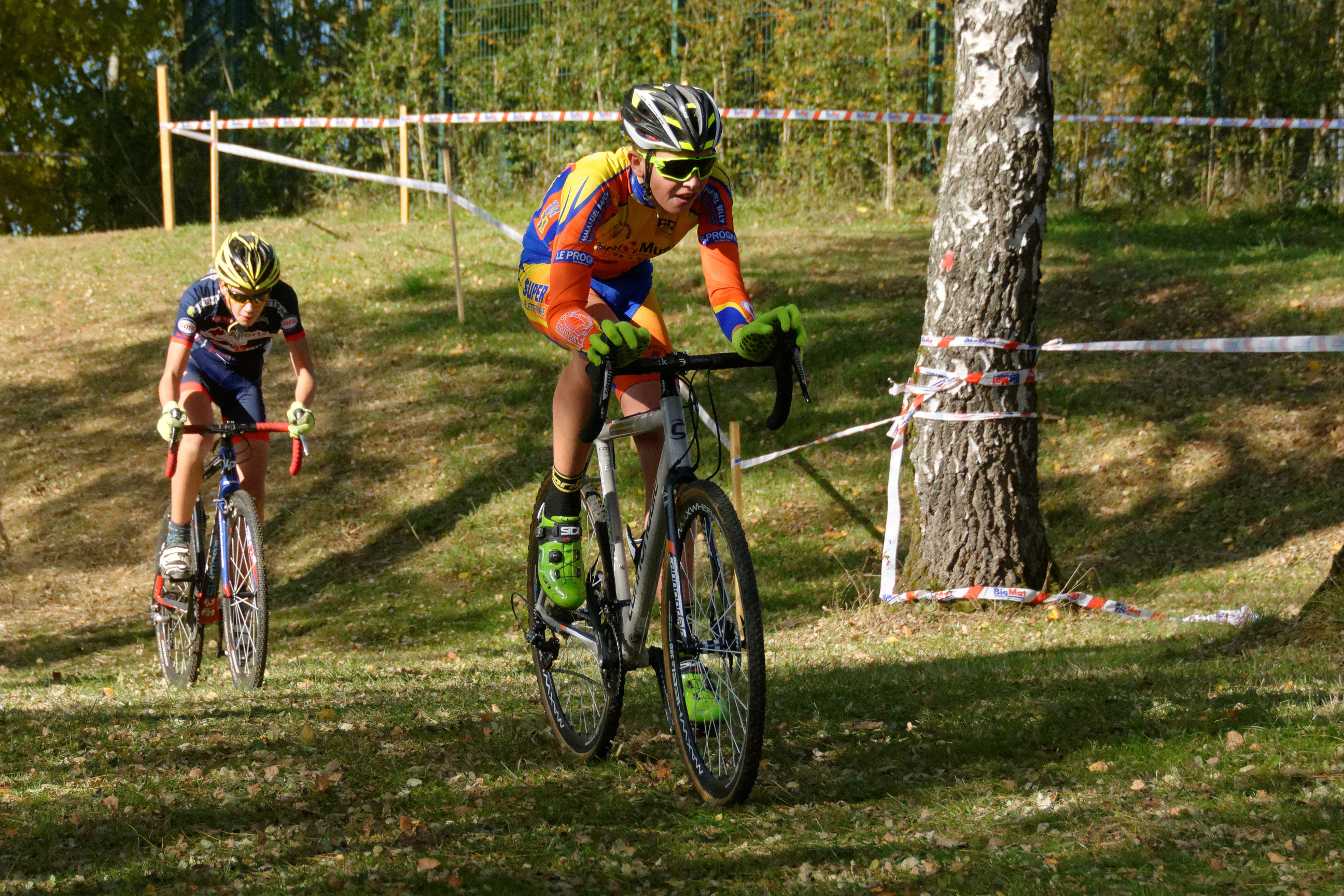 Horsham gears up for 1st Cyclocross Race