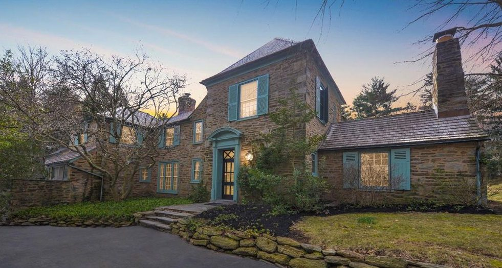 House of the Week: 205 Maple Hill Road, Gladwyne